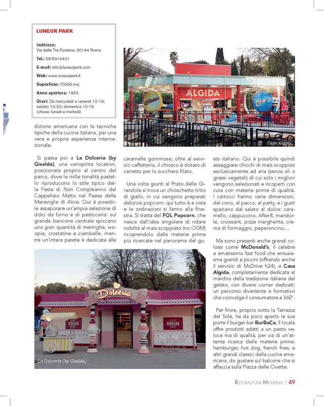 Column Records Drink N Food Tuttopress
